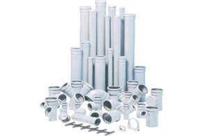 PVC Atık Su Boru ve Ek Parçaları